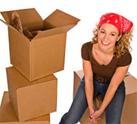 residential movers, commercial movers and storage